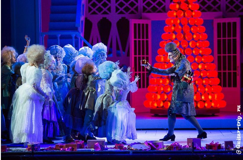 Щелкунчик опера Новая опера